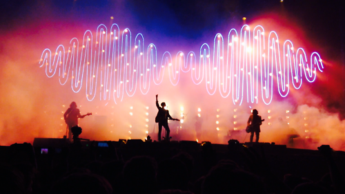 Arctic Monkeys at Finsbury Park