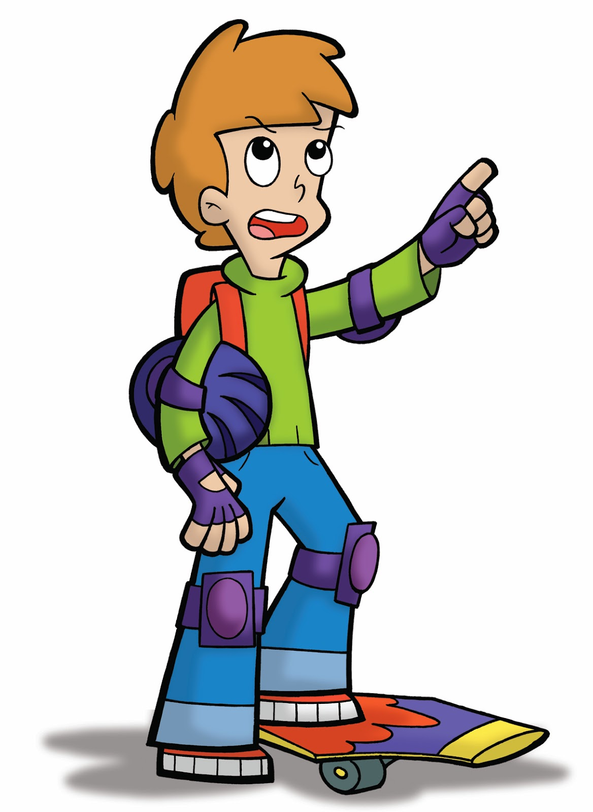 Cartoon Characters: Cyberchase character pictures