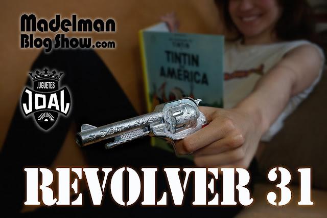 Revolver 31 de Juguetes JOAL