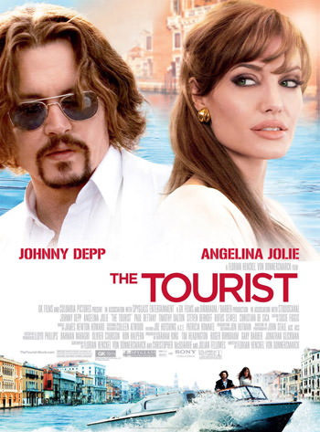 The Tourist 2010 Dual Audio
