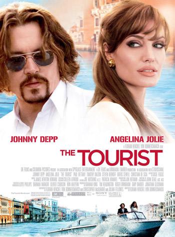 The Tourist 2010 Dual Audio