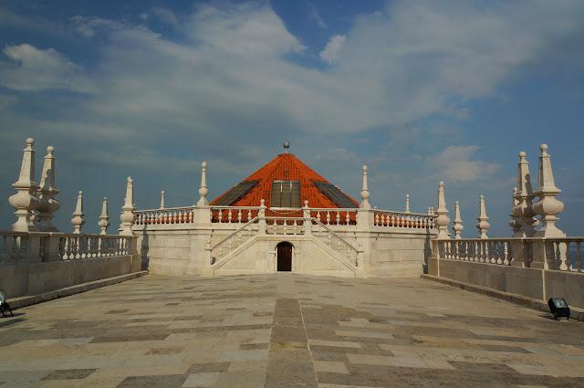 Monastère de Sao Vincente de Fora-Lisbonne-Portugal