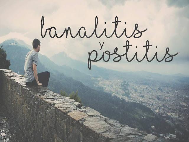 BANALITIS Y POSTITIS