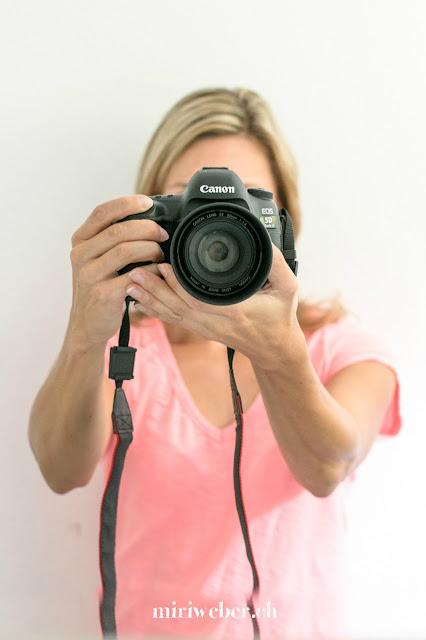 Schweizer Bloggerin, Fotoequipment Blogger