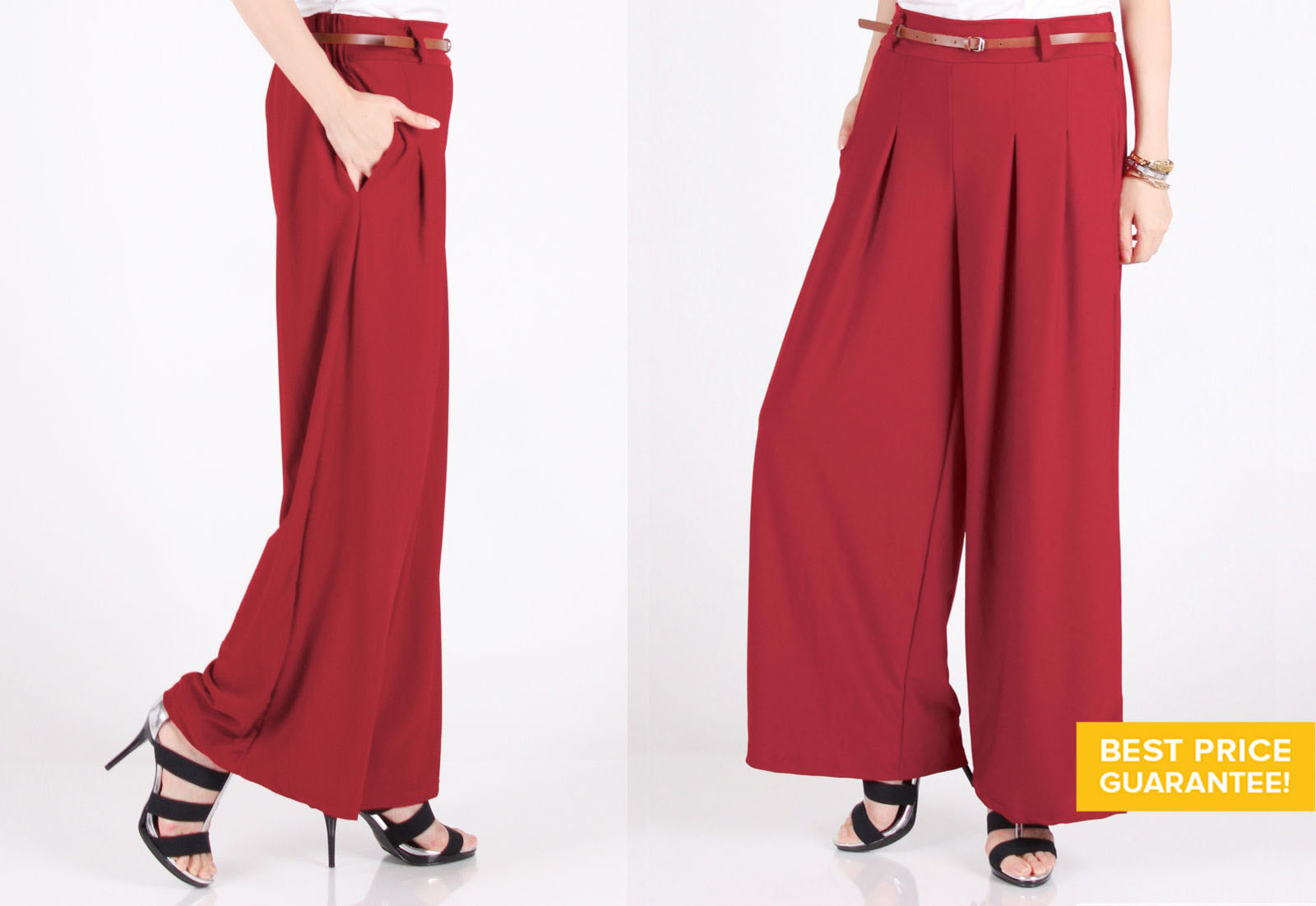 Model Celana Kulot Wanita