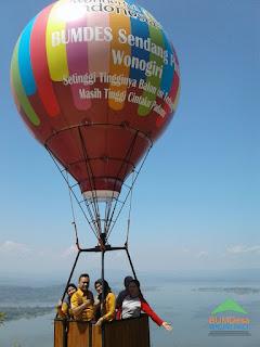 balon-udara-di-wonogiri