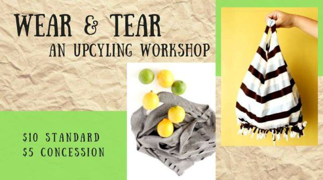 Wear and Tear Workshop: (Used with permission)