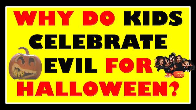 PODCAST: Why Do Kids Celebrate Evil for Halloween?