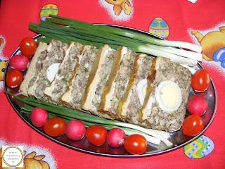 Drob traditional de Pastiv reteta,