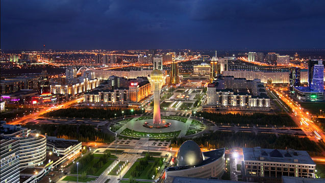 Kazakistan Ucak Bileti