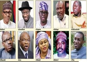 Nigerian Leaders That have been involved in Certificate Scandal