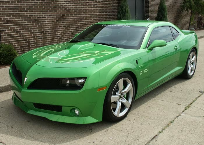 FirebirdPontiac.Com New 2017 Pontiac Firebird could blow its cover early - News – Drive