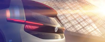 Η Volkswagen παρουσιάζει στην Έκθεση Αυτοκινήτου στο Παρίσι, το ηλεκτρικό αυτοκίνητο μιας νέας εποχής