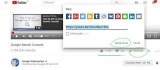 Cara Mudah Memasukkan Video Youtube ke Postingan Blog