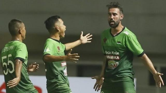 Update Hasil Skor: Liga 1 Indonesia Tanggal 28 Oktober 2017