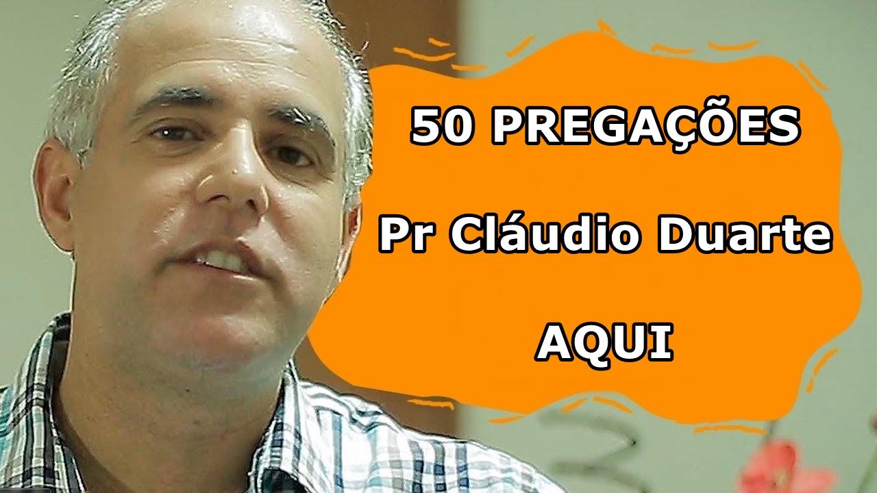 CLAUDIO PASTOR DUARTE GRATIS DO VIDEOS BAIXAR