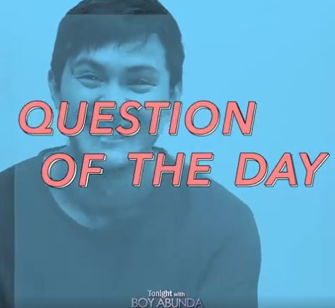 Go Back In Time Or Visit The Future? Angel Locsin Will Impress You As She Bravely Answered The TWBA Question Of The Day!