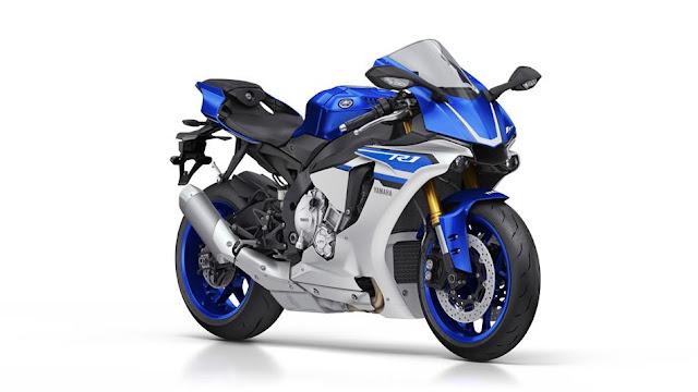 Yamaha YZF  R1 motor tercepat terkencang dan termahal di dunia