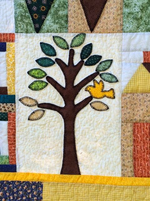 The Caring Hearts Quilters Show