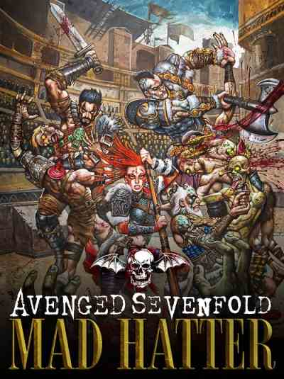 "AVENGED SEVENFOLD: Ακούστε το νέο single ""Mad Hatter"""