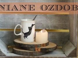 73. DIY - skrzynka i podkładki. Drewniane dekoracje do domu praktycznie za darmo.