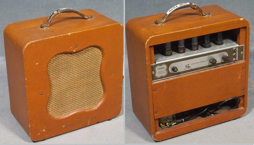 The Unique Guitar Blog: Danelectro Guitars and Amplifiers
