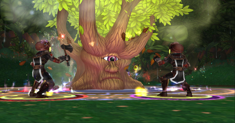 Wizard101 Level 125 Spells (Empyrea Part 2) Scion Tree Spells