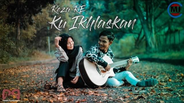 Lirik Lagu Ku Ikhlaskan - Reza RE