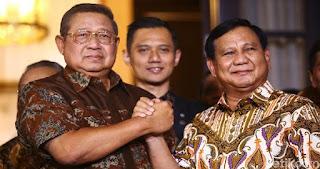 SATU KOMANDO! Pernyataan Lengkap Prabowo Setelah Bertemu SBY Hari ini