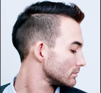 Gaya rambut pendek pria