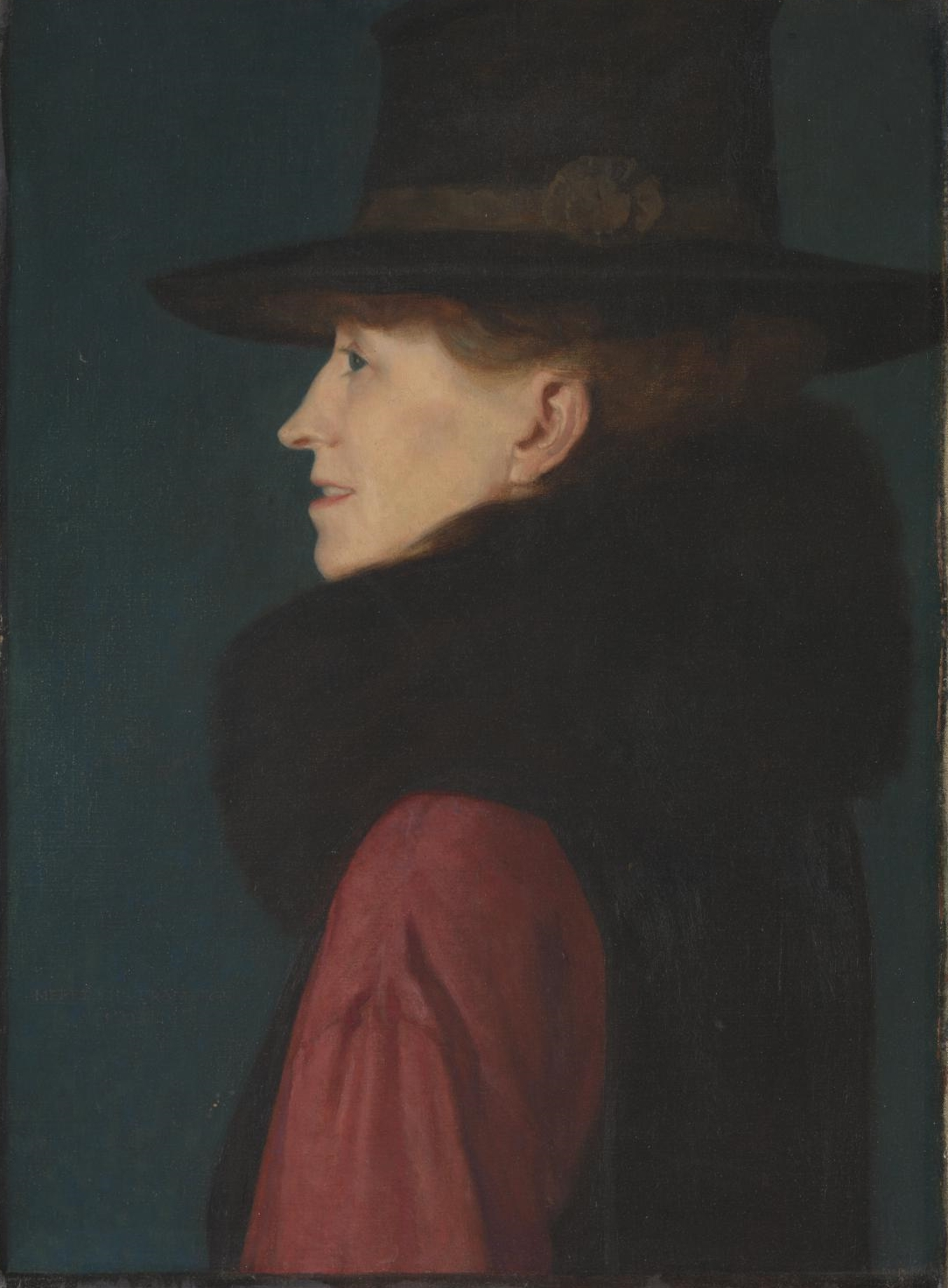 British Artist Meredith Frampton