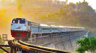 3 Kereta Api dengan Tiket Kereta Api Tambahan Lebaran 2019 Terbanyak