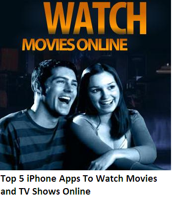 watch movies online iphone free top 5 iphone apps to and tv shows 16451