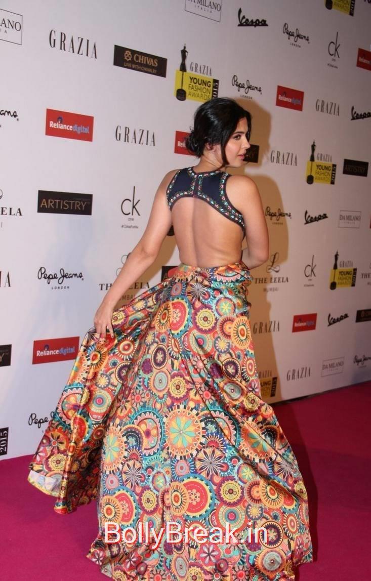 Deeksha Seth Photos, Deeksha Seth Hot Pics from Grazia Young Fashion Awards 2015