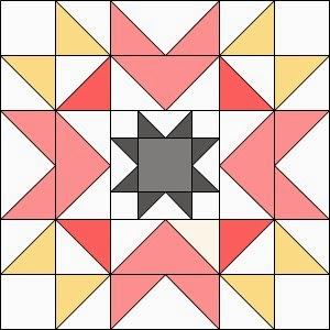 "free quilt block tutorial, quilt block, star quilt block pattern, unique quilt block pattern, eighteen inches, 18"","