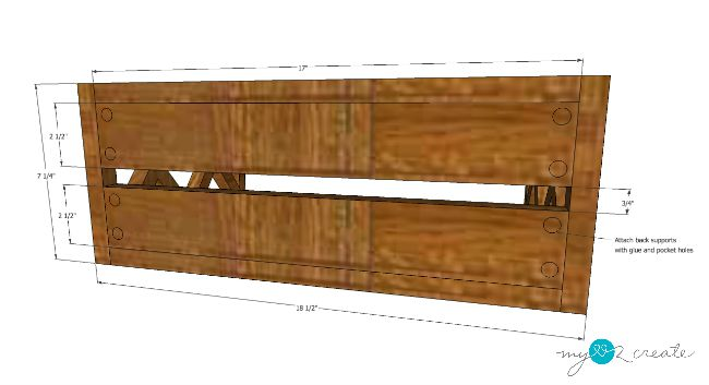 Floating Night Stand Building Plans, MyLove2Create