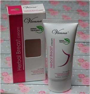 Jual Vienna Breast Cream Original Terbaru Krim Pembesar dan Pengencang Payudara BPOM
