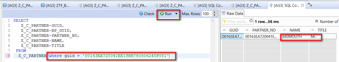 SAP ABAP Central: Consume table function in CDS view Part- 6