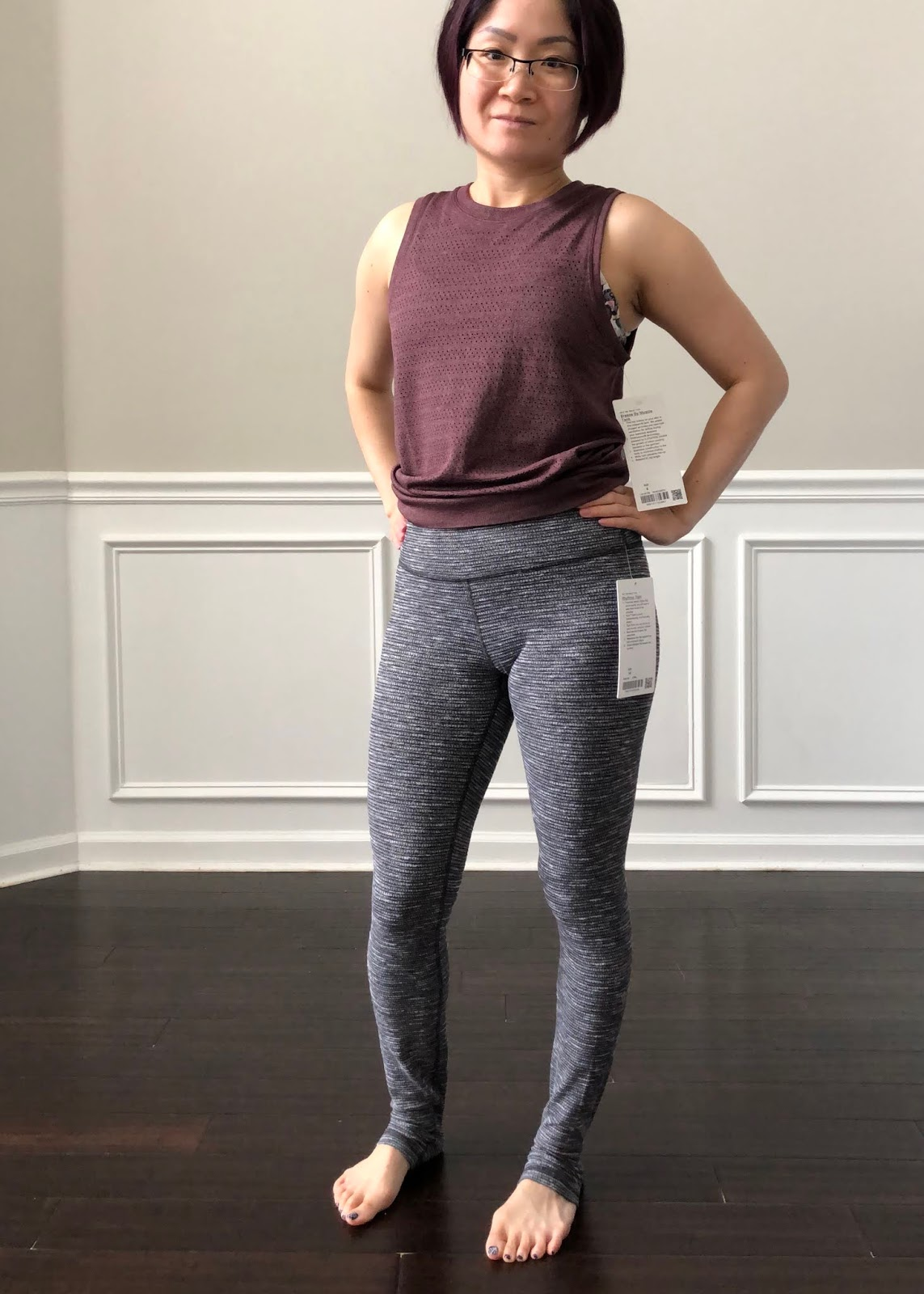 7f72a939e0 Happy Friday everyone! Hope everyone is having a great new year so far. So  ever since Lululemon changed the inseam to the Align crops from 19