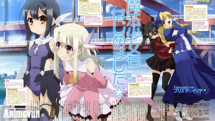 Ảnh trong phim Fate/kaleid liner Prisma☆Illya 3rei!! 1