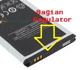 Regulator Baterai Hape