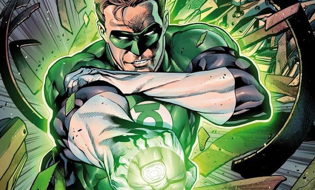 siapa Hal Jordan, Green Lantern Terbaik Sepanjang Masa