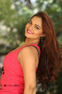 Tollywood Actress Ashwini Latest Stills in Ripped Jeans  0050.JPG