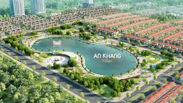 Công viên thiên văn học trong dự án An Khang Villa