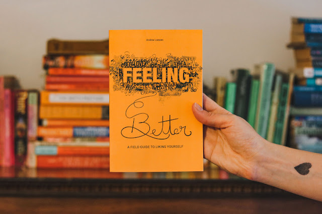 "What is the ""better"" about in ""feeling better"", a self-help book about learning to like yourself?"