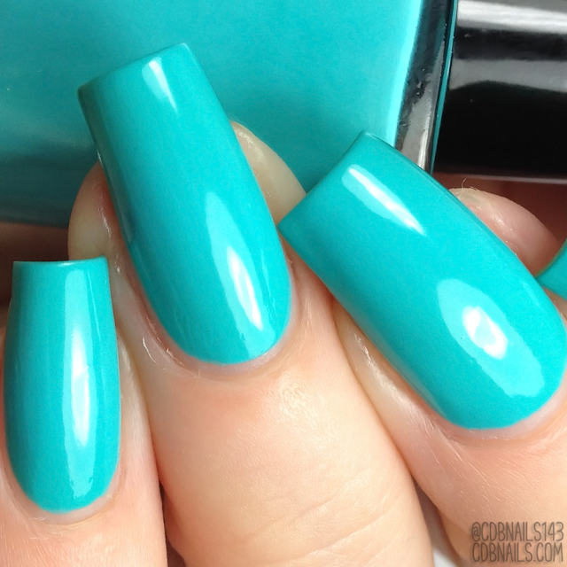 Top Shelf Lacquer-Spa Cucumber Smoothie