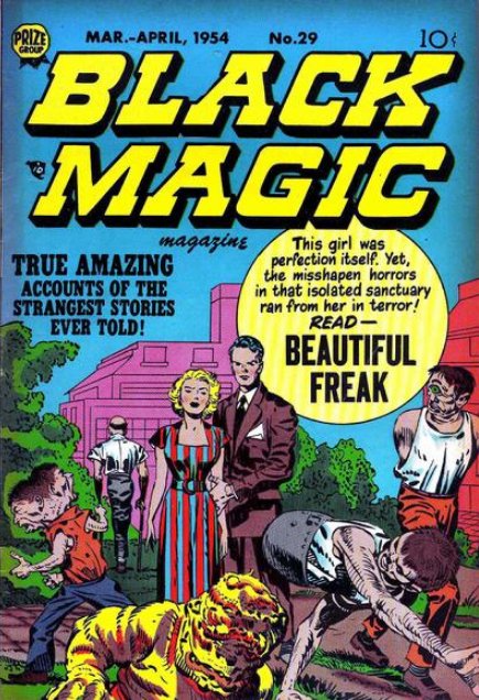 Simon-Kirby Black Magic 29