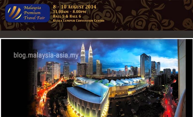 Malaysia Premium Travel Fair 2014