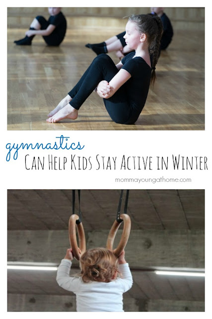 Gymnastic Programs Help Kids Stay Active In Winter