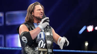 A.J. Styles Latest Pic